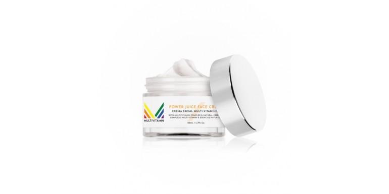 ¿Por qué utilizar la crema facial Multivitamin?. Sus elementos diferenciadores, y los beneficios de las cremas antiarrugas
